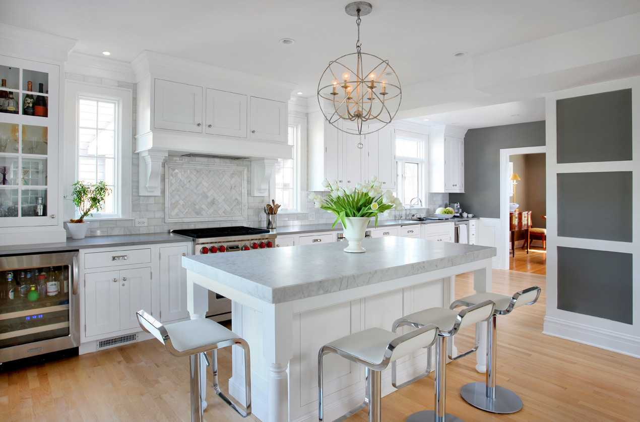 Materials You Should Never Use On A Kitchen Remodel