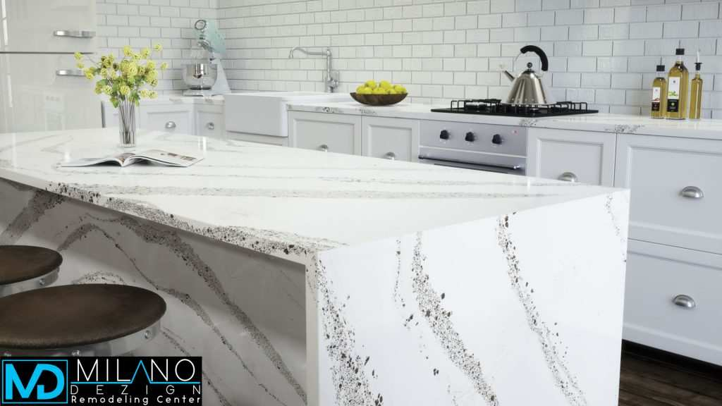 What's The Difference Between Marble, Granite, and Quartz?