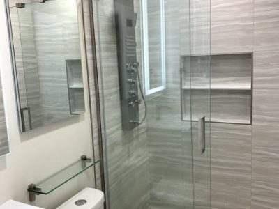 Clarksville, MD Master Bathroom Remodel for Phillip
