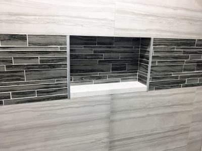 Ellicott City, MD Hallway Bathroom for Bernie