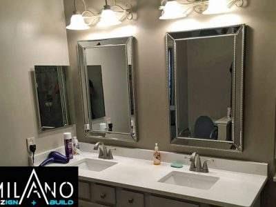 Master Bathroom Remodel (Partial) | Jessup, MD