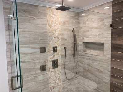Ellicott City, MD Master Bathroom for Bernie