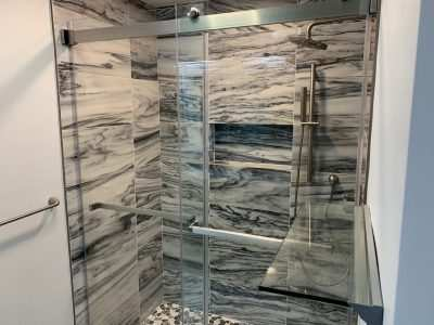 Dayton, MD Hallway Bathroom for Henry