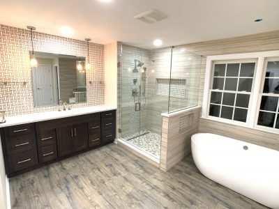 Elkridge, MD Bathroom Remodel for Jeff