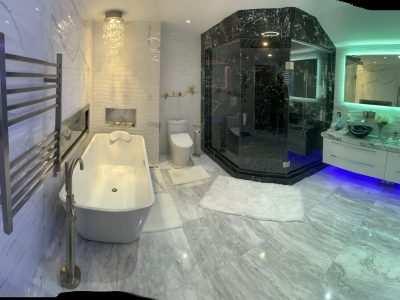 Dayton, MD Luxury Master Bathroom for Henry