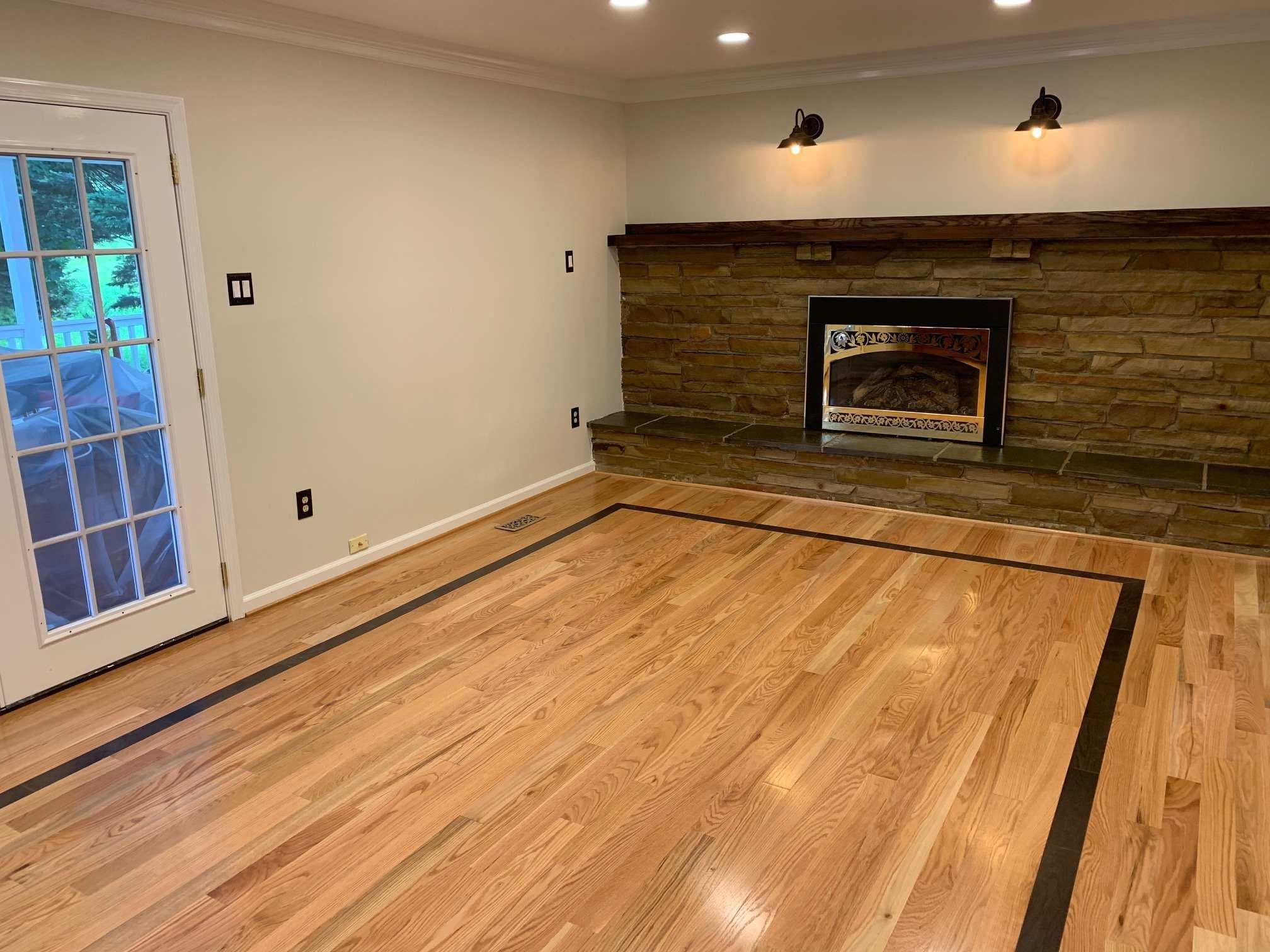 Ellicott City, MD Living Room for Bernie