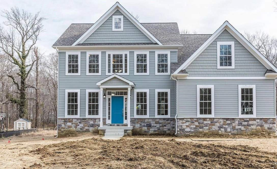 Annapolis, MD Brand New House Designed and Built