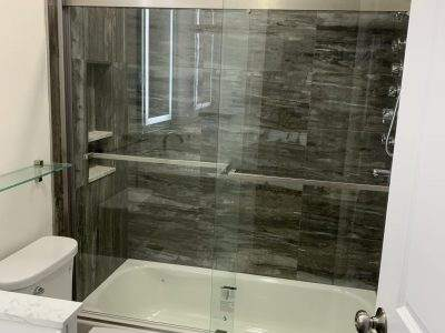 Eldersburg, MD Hallway Bathroom Remodel for Johns