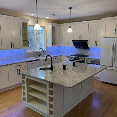 Annapolis, MD Kitchen Remodel for Ms Shen